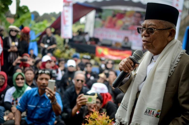 Sandiaga Takut Kualat Debat Sama Ma'ruf Amin