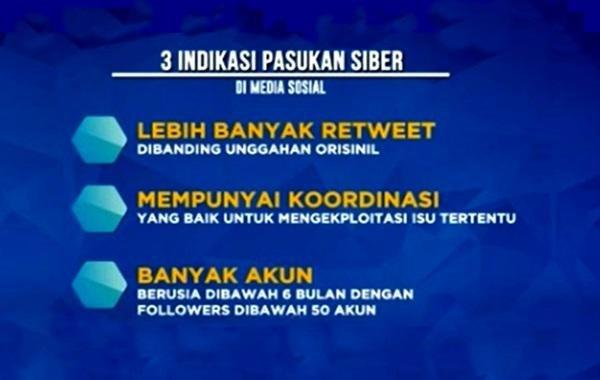 Pasangan Prabowo-Sandi Gunakan 'Pasukan Siber'?