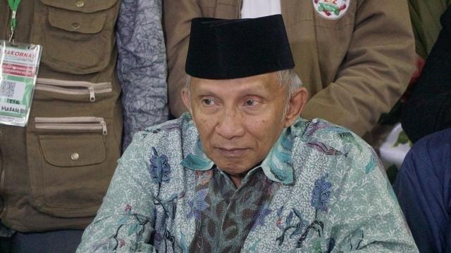 Blunder Amien Rais Sebut Hotel Borobudur Penuh Jin dan Genderuwo