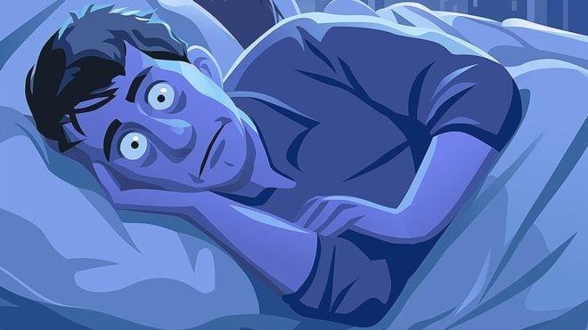 Anak 3 Tahun yang Tak Pernah Tidur