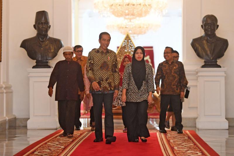 Perjalanan Panjang Siti Aisyah Menuju Vonis Bebas