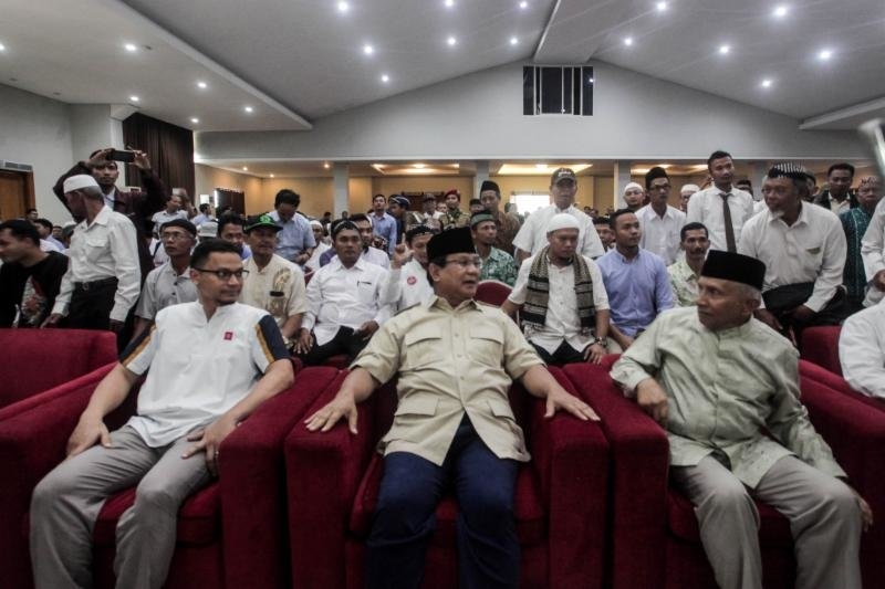 Prabowo Bareng AHY, Apa Demokrat Full Dukung Gerindra?