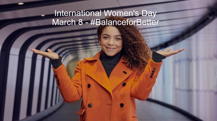 """Hari Perempuan Internasional, """"Balance for Better"""""""