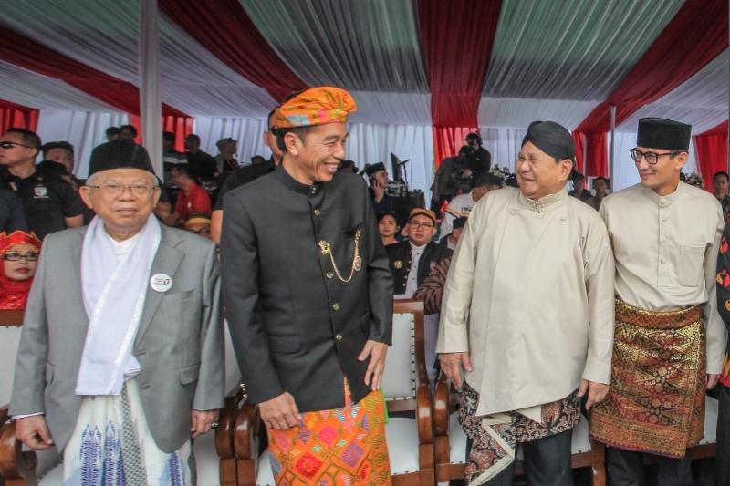 Soal Isu Lahan, Jusuf Kalla Bela Prabowo?