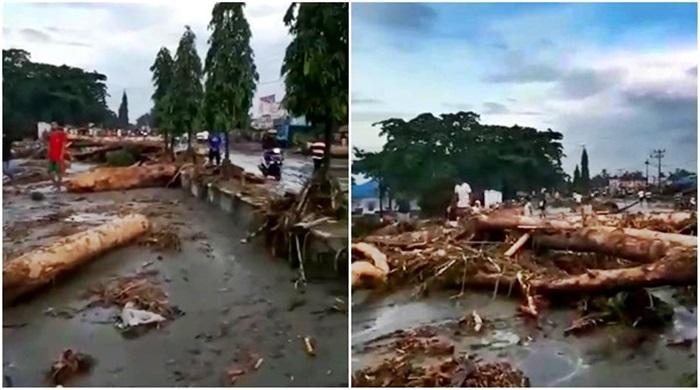 Banjir Bandang Terjang Sentani, Korban Jiwa Terus Bertambah