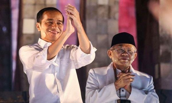 Ma'ruf Jadi Alat Politik Jokowi?