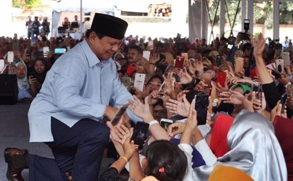 Janji Prabowo-Sandi Buat Emak-Emak
