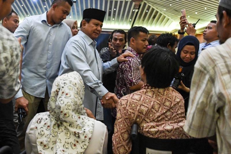 Orang Gila Jadi Ketakutan Prabowo di Pilpres 2019