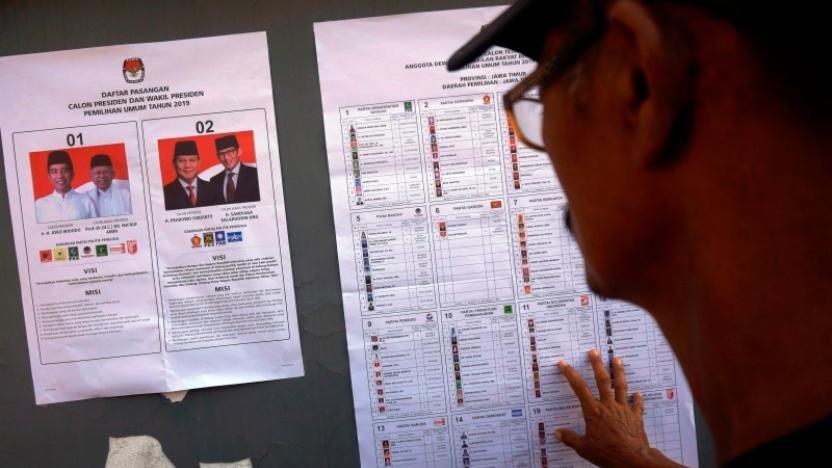 Pantau Hasil Quick Count dan Real Count Jokowi vs Prabowo di Sini