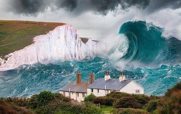 Cara Bertahan Hidup Dari Tsunami