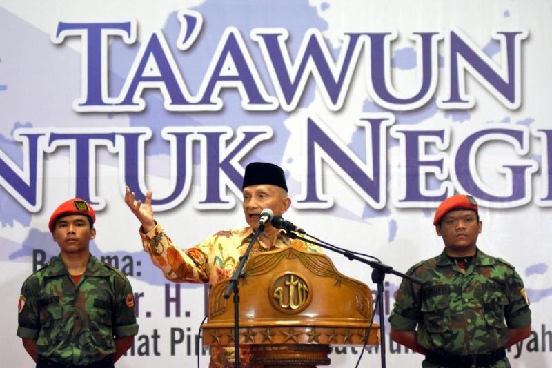 Kenapa Ma'ruf Amin Tak Diundang di Munajat 212?