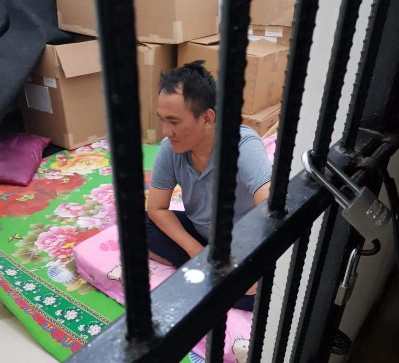 Ternyata Cinta Sabu, Andi Arief Ditangkap