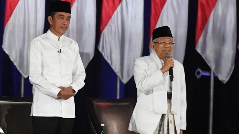 Terharu Dengar Kalimat Penutup Ini dari Jokowi di Final Debat