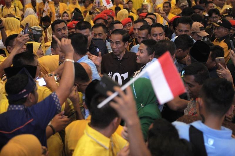 Jokowi Gak Pernah Pencitraan