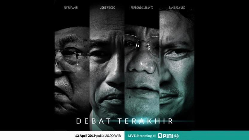 9 Tokoh Dukung Jokowi dan Prabowo di Last Minutes, Ngaruh Gitu?