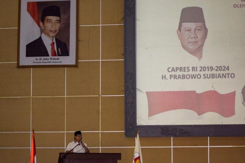 Maju Nyapres,Prabowo Hanya Mau Dijadikan 'Alat'