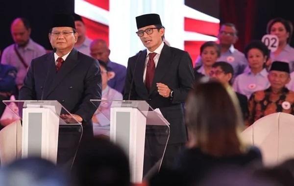 Prabowo Lupa Jika Sandi Bukan Lagi Kader Gerindra
