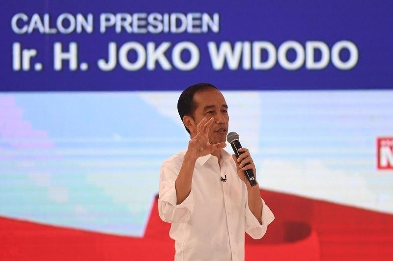Jokowi Unggulkan Tanihub dan Fintech Buat Majukan Petani