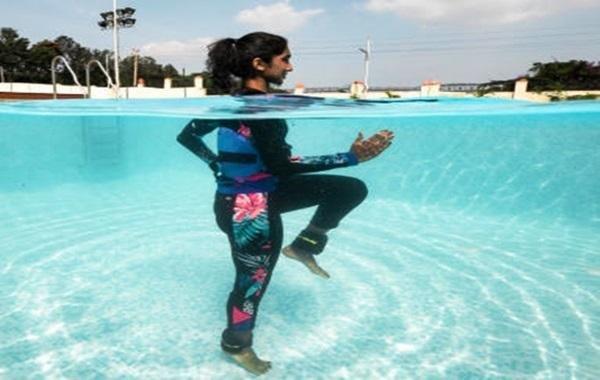 Yuk, Cobain Olahraga Aqua Jogging