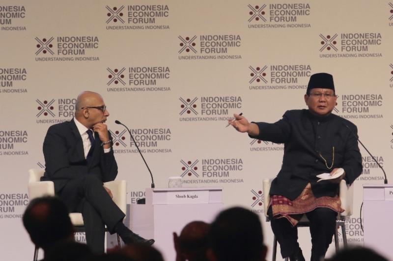 Prabowo Ucapin Natal, Bukan Kata Pendukungnya Haram?
