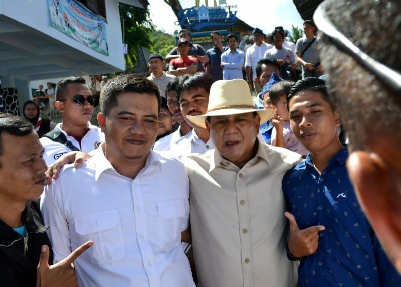 SBY-Prabowo Bertemu Buat Persiapan Kampanye 2019