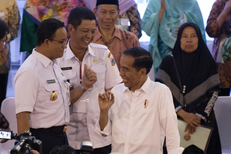 Anies Baswedan  Masih Jomblo Pimpin Jakarta
