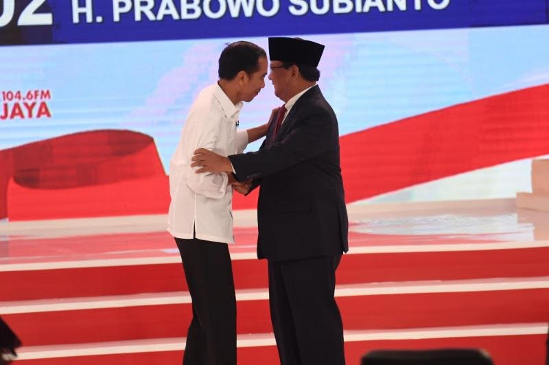 Bumerang Peluru Prabowo untuk Jokowi di Debat Capres
