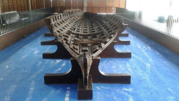 Perahu Kuno Punjulharjo, Perahu Tertua di Indonesia