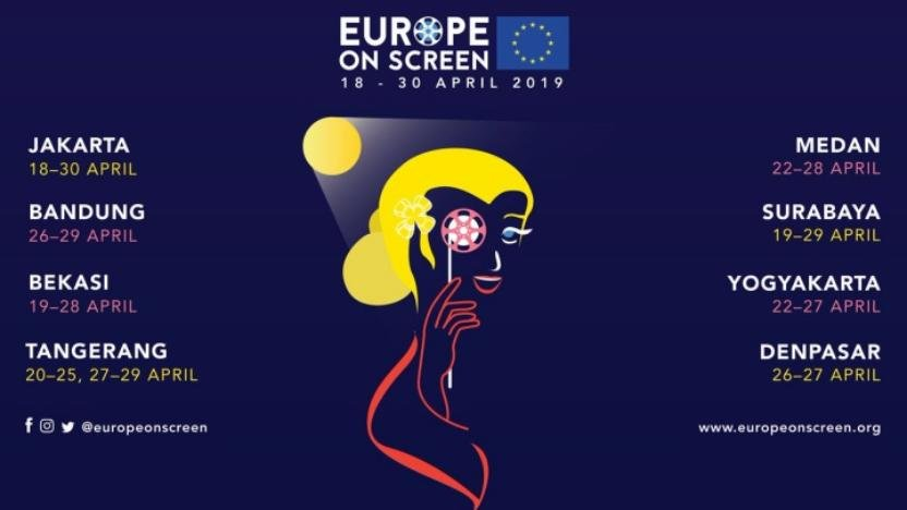 Yuk Nonton 100 Film Berkualitas di Europe on Screen 2019