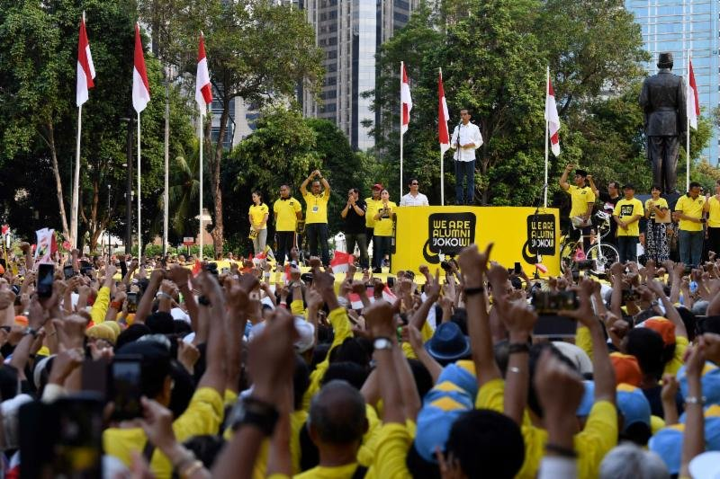 Jokowi Ngamuk di Universitas Indonesia?