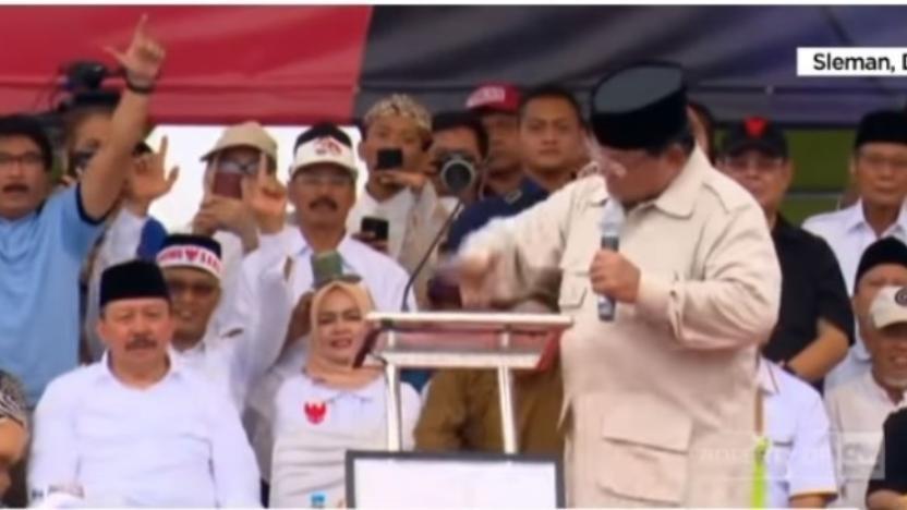 Budiman Sujatmiko Kritik Gebrakan Meja Prabowo