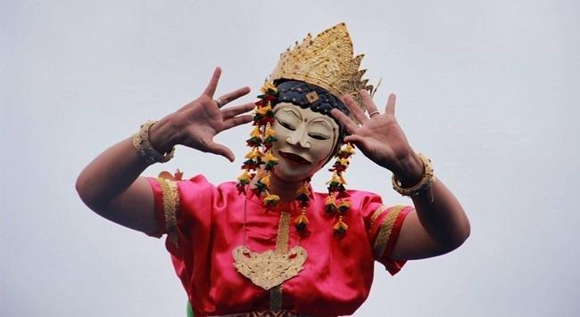 Topeng Kemindu, Tari Klasik dari Kutai Kertanegara