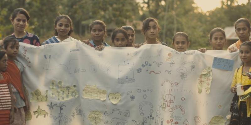 Umma Pande, Rumah Bagi Anak-anak Pekerja Migran