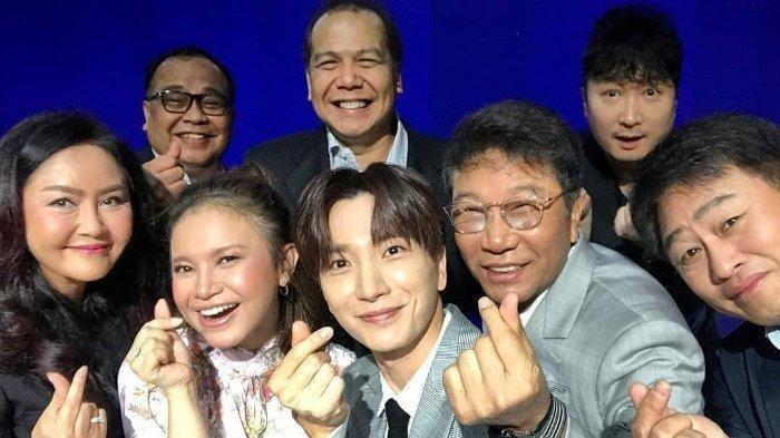 Artis Indonesia Pertama yang Gabung SM Entertainment