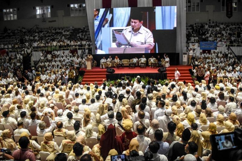 Strategi Diam Prabowo di Masa Kampanye Pilpres 2019